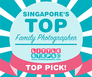 Singapore's Top Family Photographer 2017
